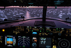 Pilotez un Boeing 737-800