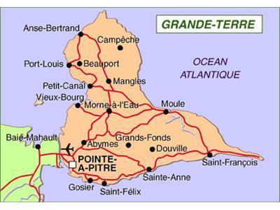 Guadeloupe, Le Nord Grande Terre a sa communauté d'agglomération