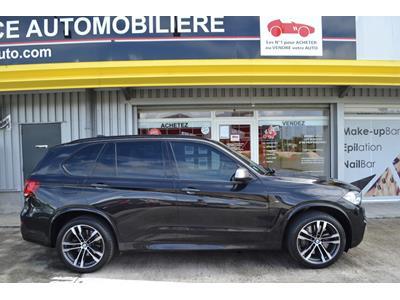 BMW X5 M50d 381ch photo #10