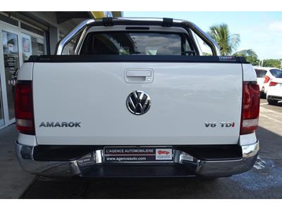 VOLKSWAGEN AMAROK 3.0 V6 TDI 204ch Carat 4Motion 4x4 Permane photo #6