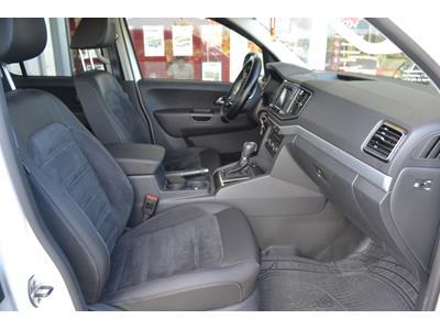 VOLKSWAGEN AMAROK 3.0 V6 TDI 204ch Carat 4Motion 4x4 Permane photo #9
