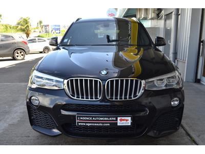 BMW X3 xDrive30dA 258ch M Sport photo #3