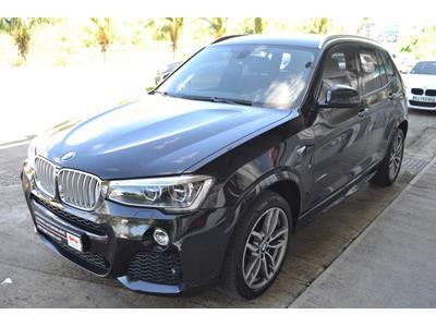BMW X3 xDrive30dA 258ch M Sport photo #4
