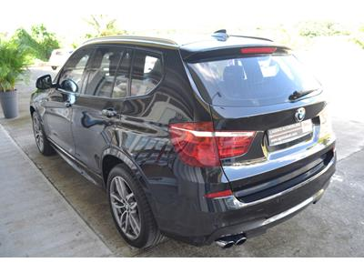 BMW X3 xDrive30dA 258ch M Sport photo #5