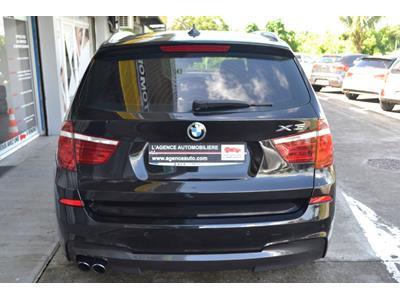 BMW X3 xDrive30dA 258ch M Sport photo #6