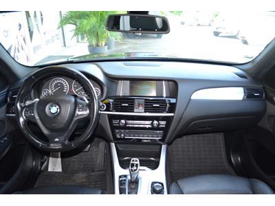 BMW X3 xDrive30dA 258ch M Sport photo #8