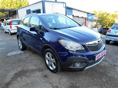 OPEL MOKKA 1.7 CDTI 130 ECOFLEX S/S EDITION 4X2 photo #2