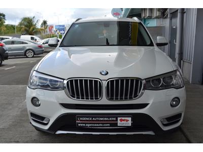 BMW X3 sDrive18dA 150ch xLine photo #3