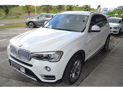 BMW X3 sDrive18dA 150ch xLine photo #4