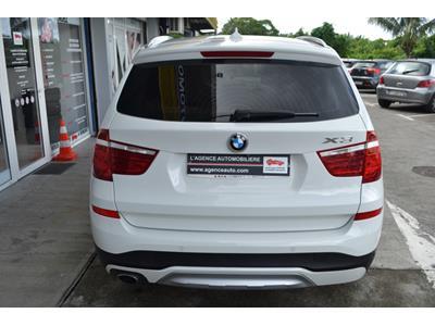 BMW X3 sDrive18dA 150ch xLine photo #6