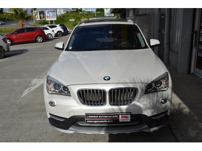 BMW X1 xDrive20dA 190ch xLine photo #3