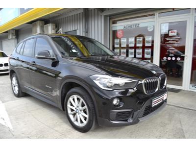 BMW X1 sDrive16d 116ch Lounge photo #2