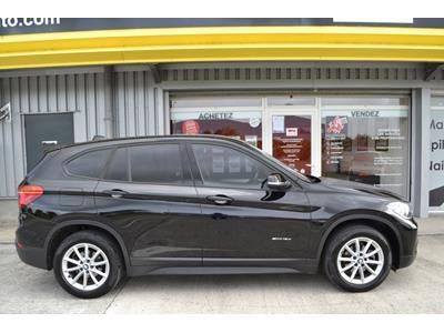 BMW X1 sDrive16d 116ch Lounge photo #8