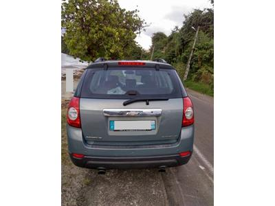 CHEVROLET CAPTIVA LT+ 2.2 163CV photo #9