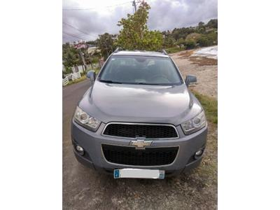 CHEVROLET CAPTIVA LT+ 2.2 163CV photo #8
