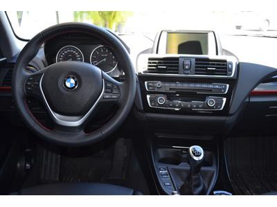 BMW SERIE 1 116i 109ch Sport START Edition 3p photo #8