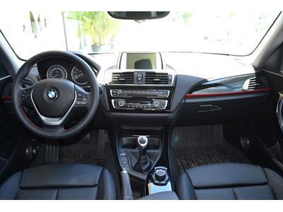 BMW SERIE 1 116i 109ch Sport START Edition 3p photo #9