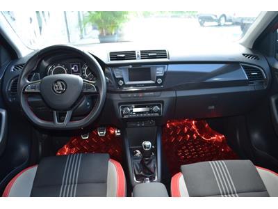 SKODA FABIA 1.0 TSI 110ch Monte Carlo photo #8