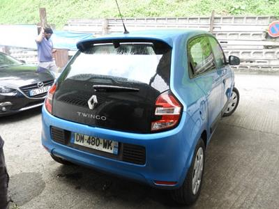 RENAULT TWINGO 1.0L photo #3