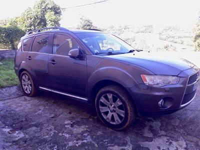 MITSUBISHI OUTLANDER 2.2 DI-D Instyle Pioneer TC-SST photo #3