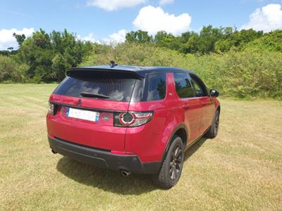 LAND ROVER DISCOVERY SPORT R-DYNAMIC 2.0 TD4 150 SE 4WD photo #3