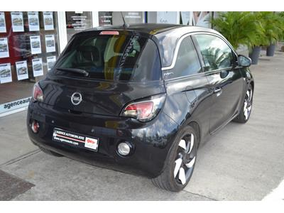 OPEL ADAM Adam 1.4 Twinport 100 ch S/S Slam photo #7