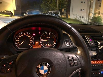 BMW SERIE 1 118D coupé photo #2