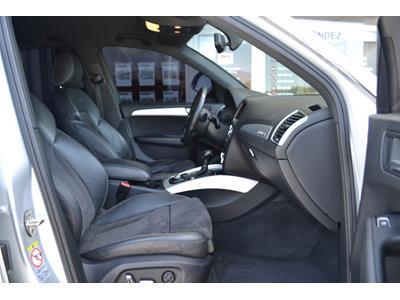 AUDI Q5 V6 3.0 TDI 245 Quattro S Line S tronic 7 photo #9