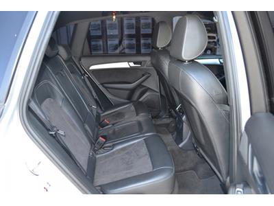 AUDI Q5 V6 3.0 TDI 245 Quattro S Line S tronic 7 photo #10