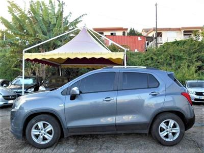 CHEVROLET TRAX 1.6 115 S&S 4X2 photo #5