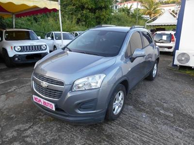 CHEVROLET TRAX 1.6 115 S&S 4X2 photo #3