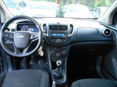 CHEVROLET TRAX 1.6 115 S&S 4X2 photo #8