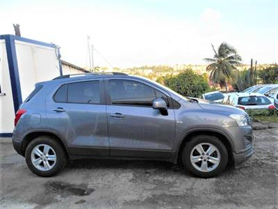 CHEVROLET TRAX 1.6 115 S&S 4X2 photo #4