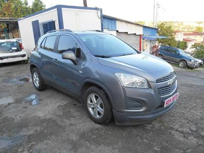 CHEVROLET TRAX 1.6 115 S&S 4X2 photo #2