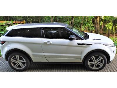 LAND ROVER EVOQUE LIMITED GARANTIE 12 MOIS photo #2