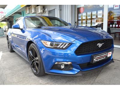 FORD MUSTANG Mustang Fastback 2.3 EcoBoost 317 A photo #2