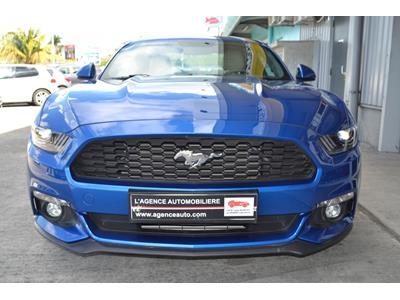 FORD MUSTANG Mustang Fastback 2.3 EcoBoost 317 A photo #3