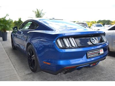 FORD MUSTANG Mustang Fastback 2.3 EcoBoost 317 A photo #5