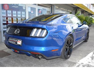 FORD MUSTANG Mustang Fastback 2.3 EcoBoost 317 A photo #7