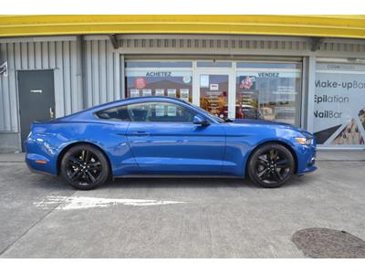 FORD MUSTANG Mustang Fastback 2.3 EcoBoost 317 A photo #8