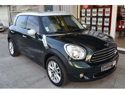 MINI COUNTRYMAN Cooper D 112ch BVA photo #2