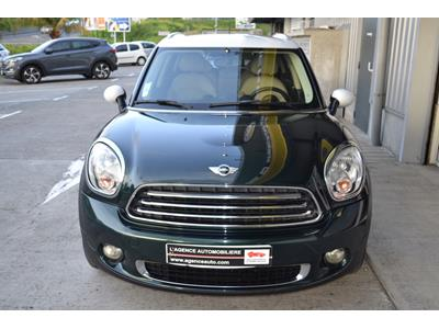 MINI COUNTRYMAN Cooper D 112ch BVA photo #3