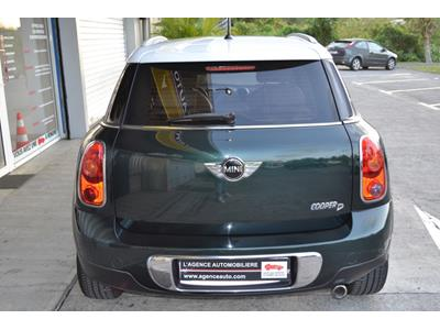 MINI COUNTRYMAN Cooper D 112ch BVA photo #6