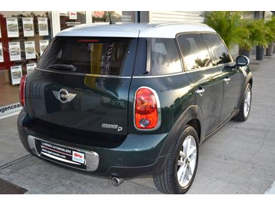 MINI COUNTRYMAN Cooper D 112ch BVA photo #7