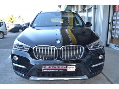 BMW X1 xDrive18dA 150ch xLine photo #3