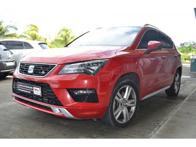 SEAT ATECA Ateca 2.0 TFSI 190 ch Start/Stop DSG7 4Drive FR photo #6