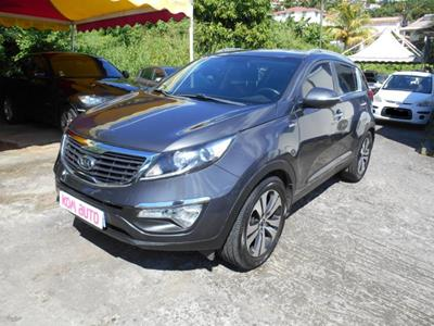 KIA SPORTAGE III 2.0 CRDI 136 4WD photo #3