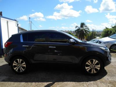 KIA SPORTAGE III 2.0 CRDI 136 4WD photo #4