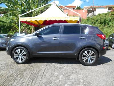 KIA SPORTAGE III 2.0 CRDI 136 4WD photo #5