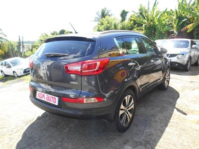 KIA SPORTAGE III 2.0 CRDI 136 4WD photo #7